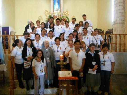 Grupo misionero México